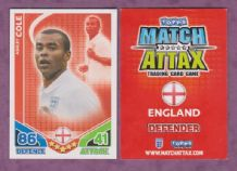 England Ashley Cole Chelsea 58